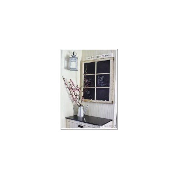 Fa, osztatlan ablakszárny, ablak