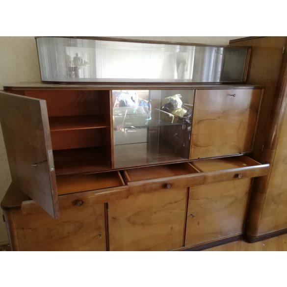 Retro kombinált szekrény